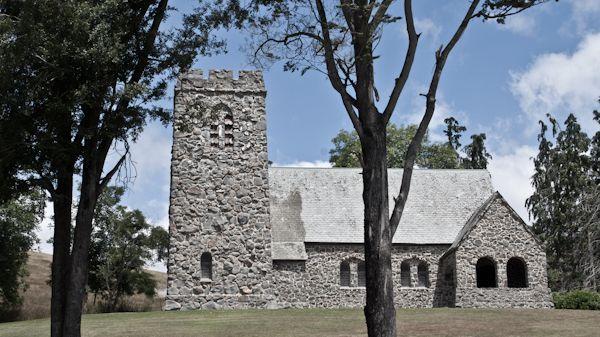 Old Church at cave