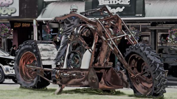 HDR Bike