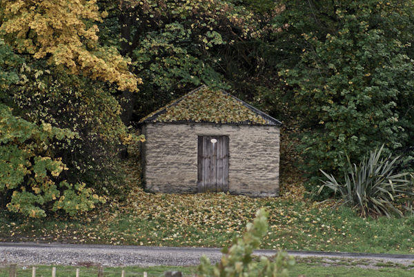Old Stone Shed Architecture Photos Birds Eye