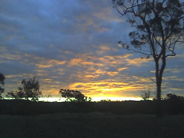 sunset toowoomba
