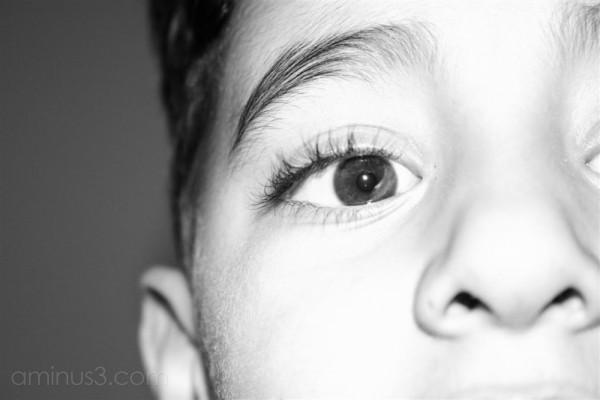 His Eye