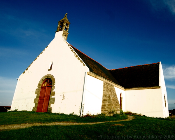 Chapelle de Quelhuit île de Groix