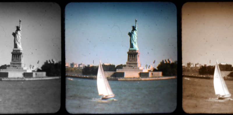 Statue of Liberty TtV Collage