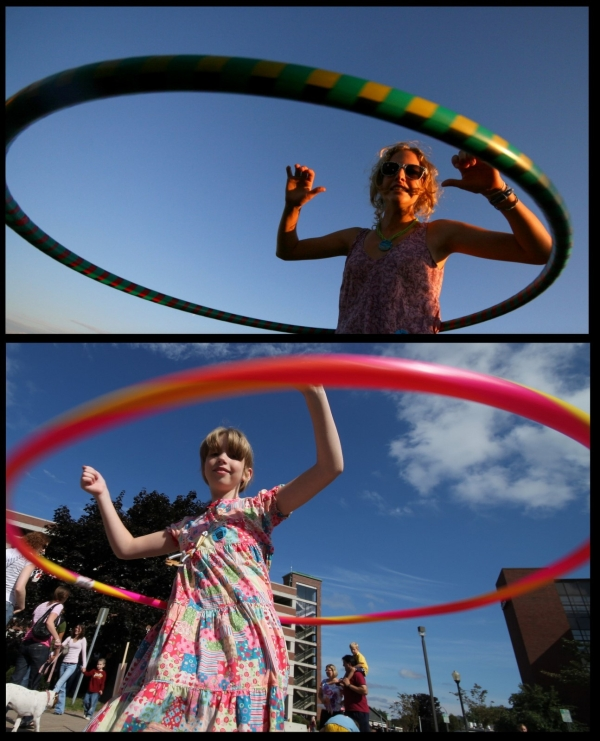 There MUST Be a Song About Hula Hoop Girls