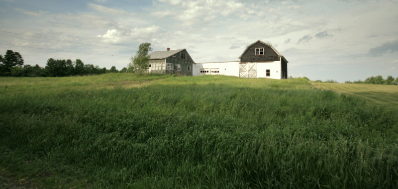Abandoned Farm, Hudson, Maine