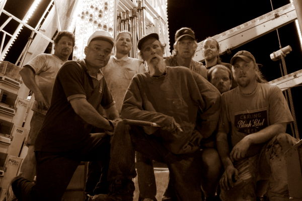 Tear Down: Giant Wheel Crew 2006