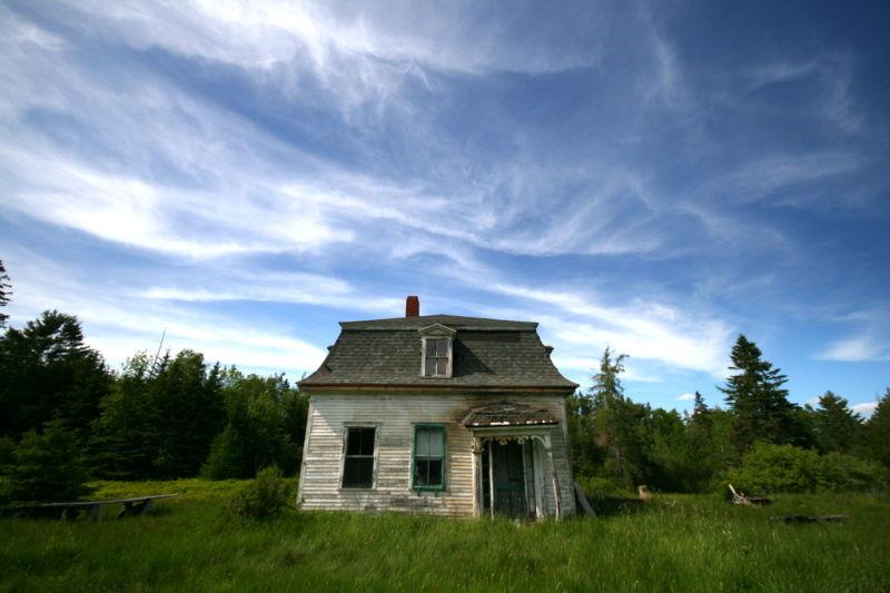 """Ah, the old Des Isle place..."" - John Petros"