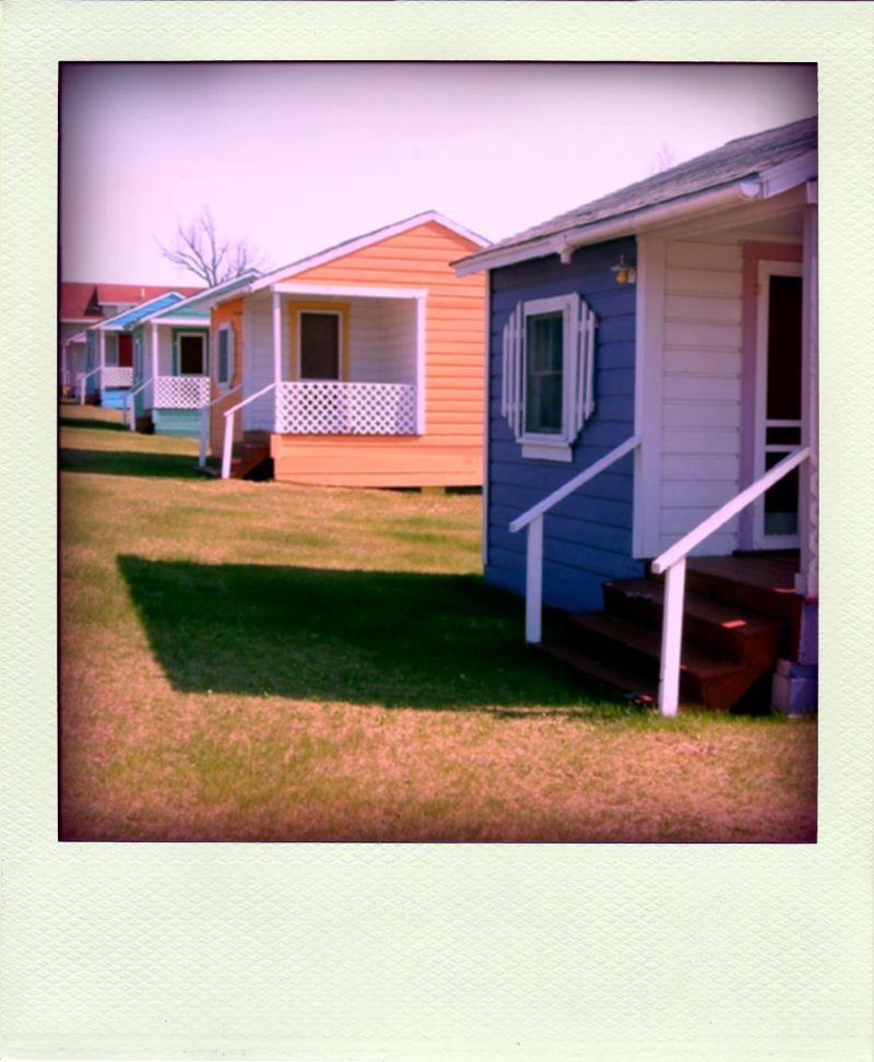 Poladroid: Sunrise Motel