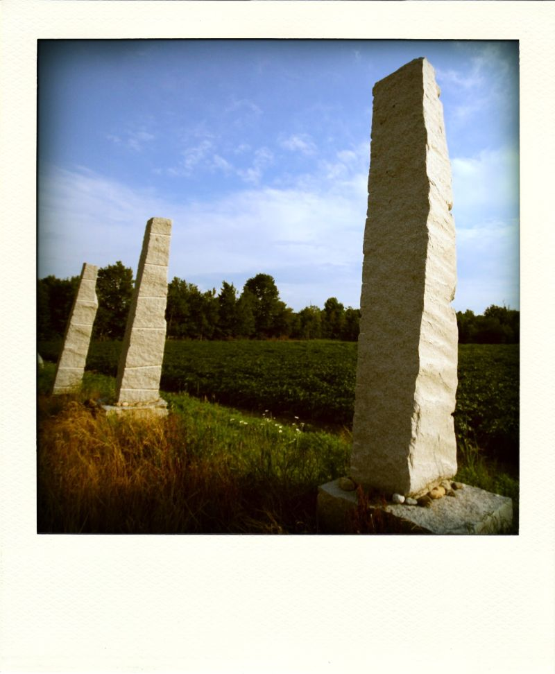 Poladroid: Potatohenge