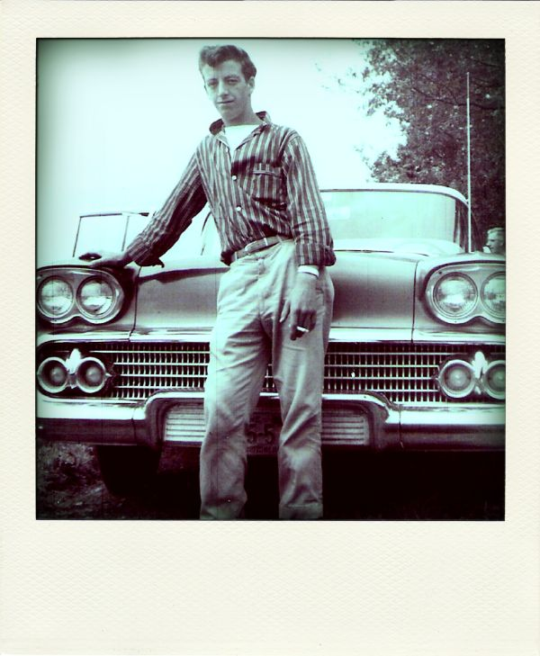 Poladroid: Dad. For Father's Day