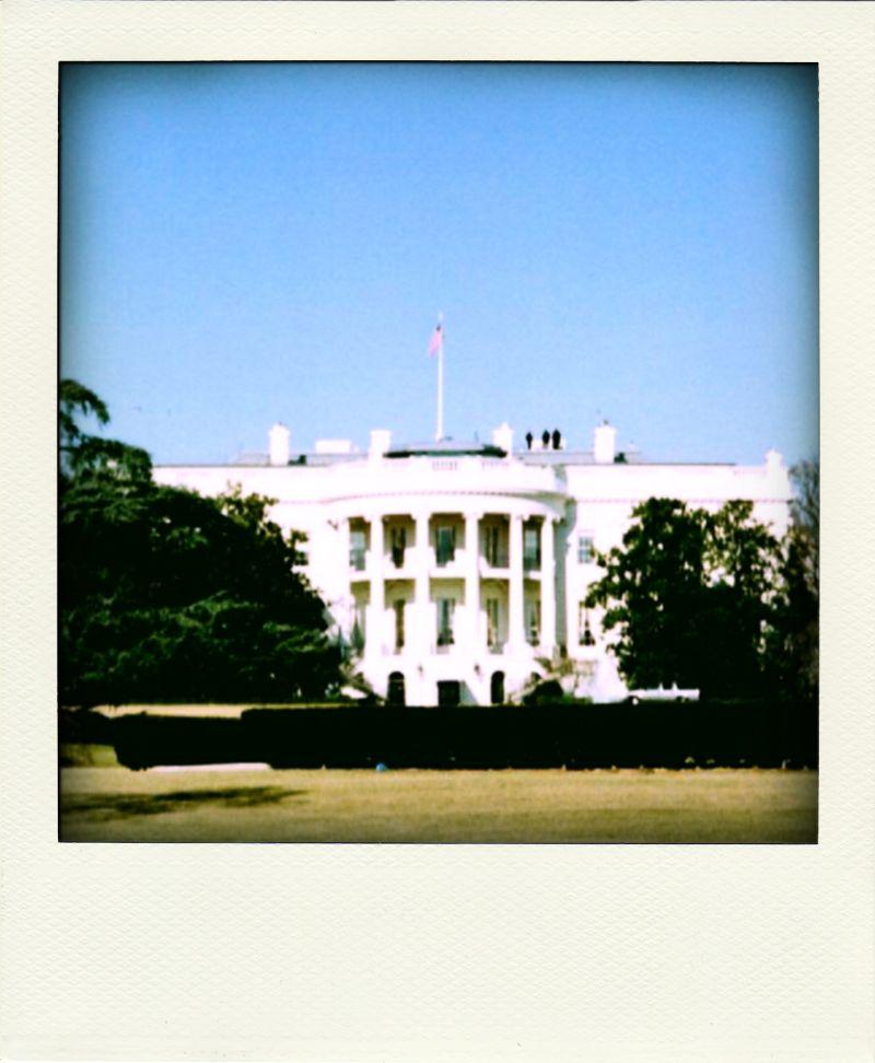 Poladroid: Giants on the White House?