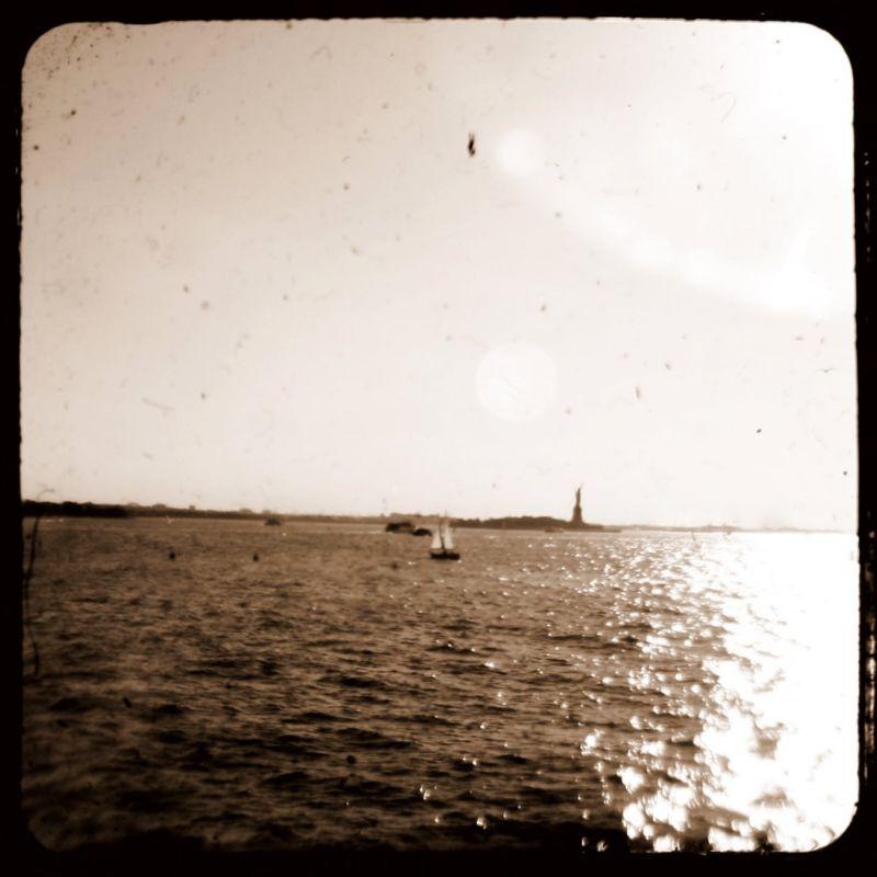 TtV: The City of New York Harbor, 1903