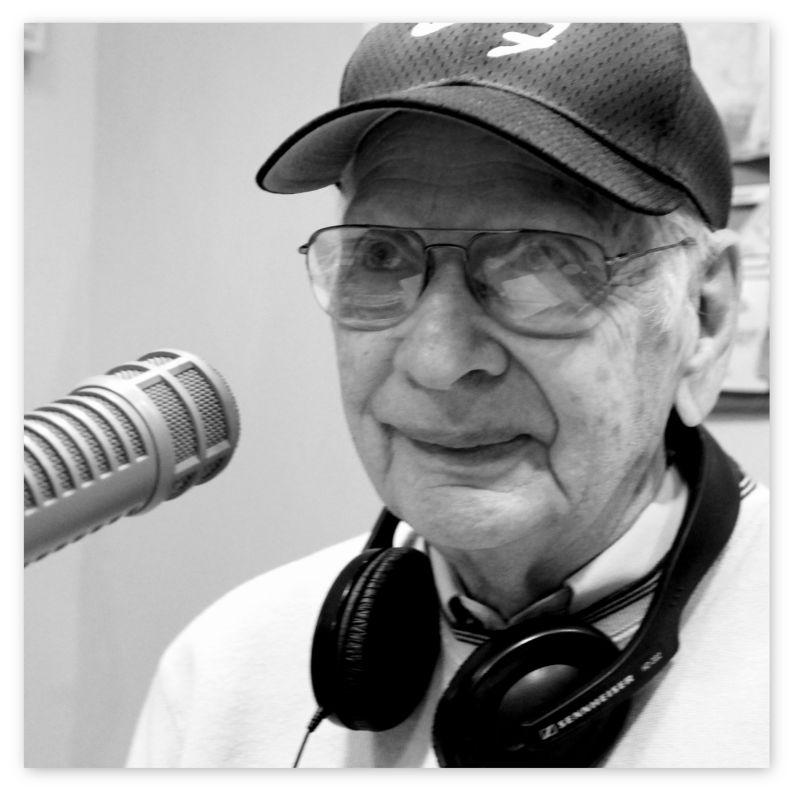 George Hale, Local Radio Legend