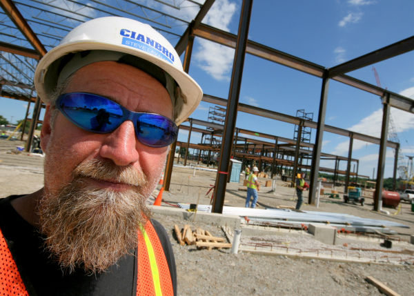 People at Work: Steve LaValle, Manager, Cianbro