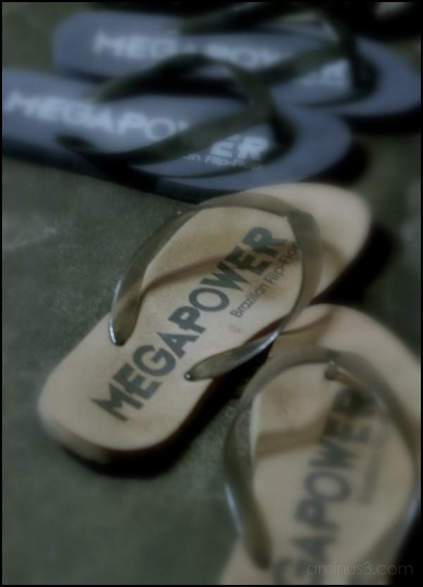 Megapower slipper from Jaya Jusco!