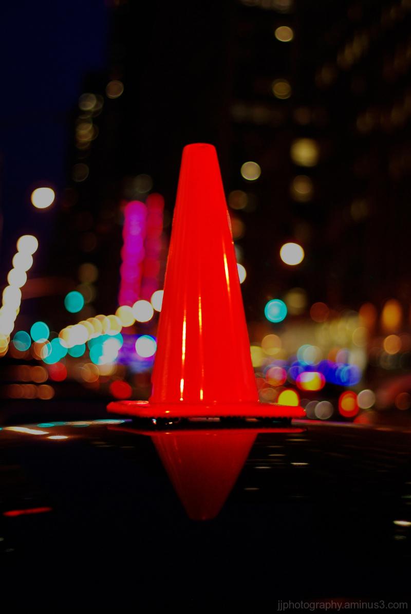 cone city bokeh