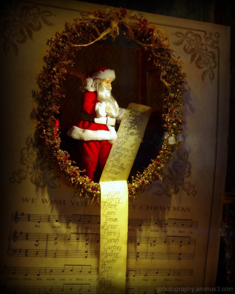 Santas list