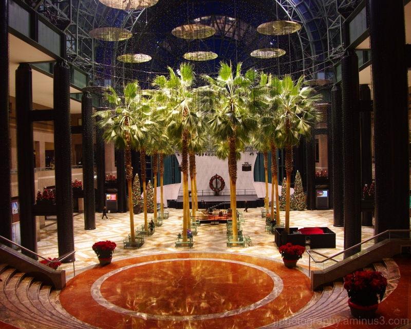 The Winter Garden NYC