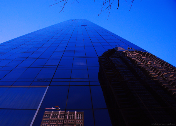 Looking up trump orkd tower