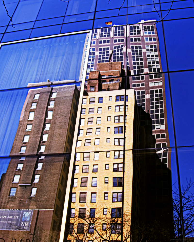 Reflections on Trump world tower