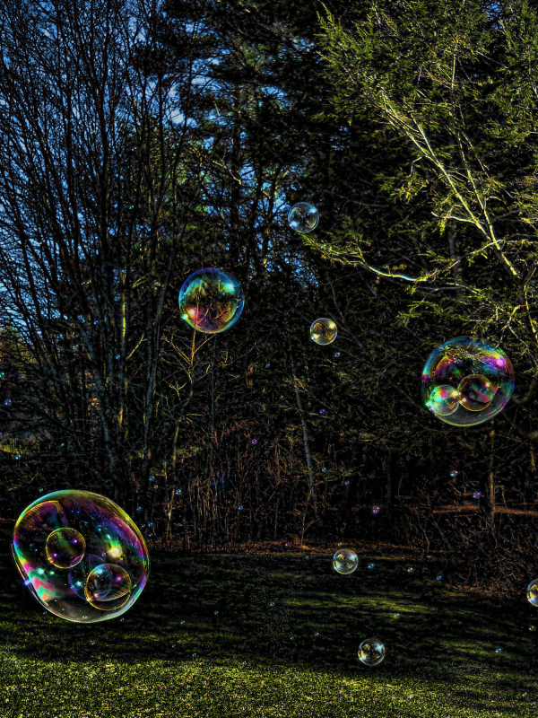 Attack of the Bubbles