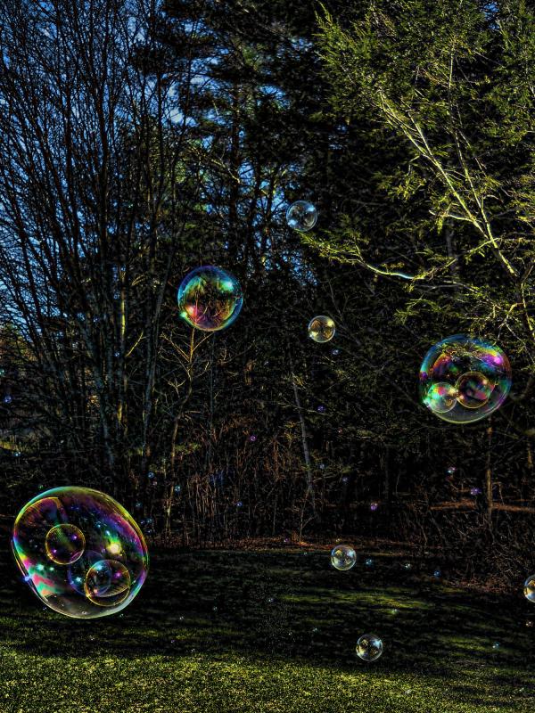 Attack of the Bubbles