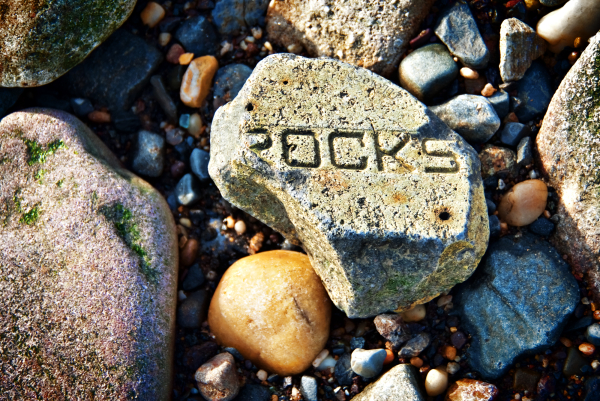 Rocks and such