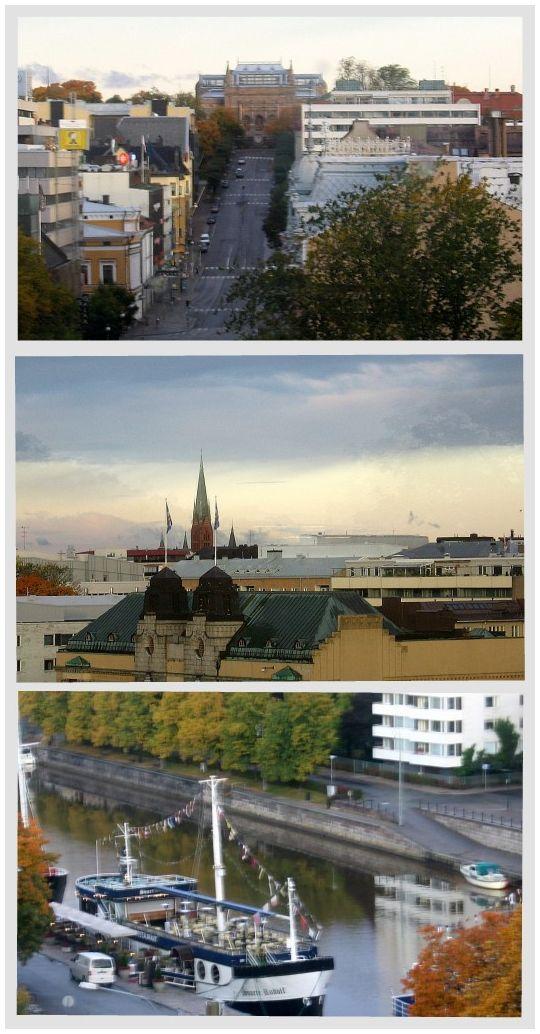 Greetings from Turku