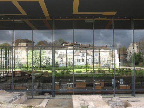 Musée Vésunna, gallo-romain de Périgueux