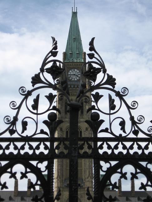 parlement canadien