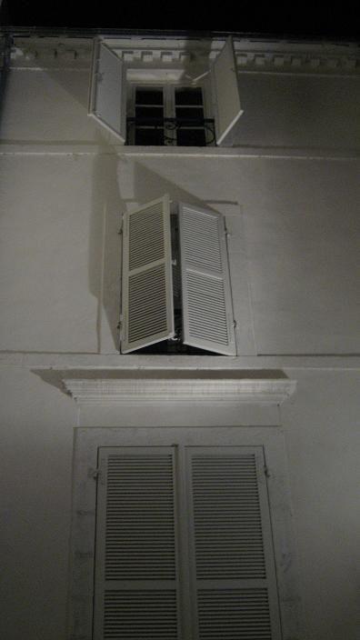 fenêtres volets blanc orléans résidence