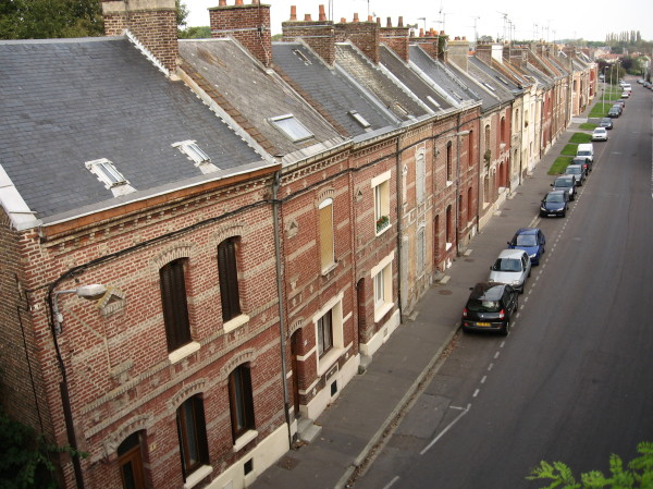 rue d'Amiens