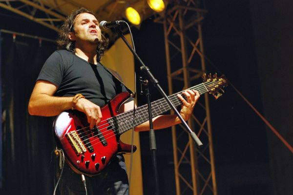 Sly Wolf - Bass player & Singer