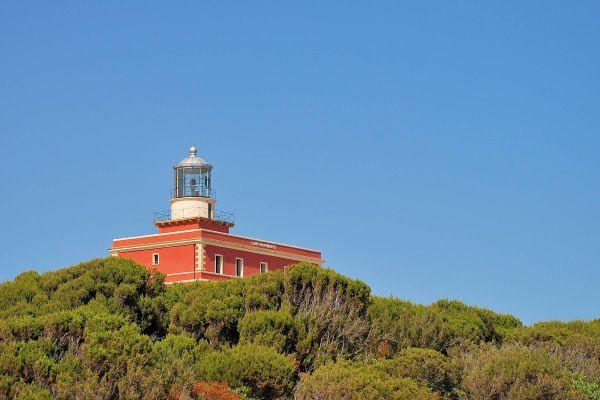 Capo Spartivento South coast of Sardinia