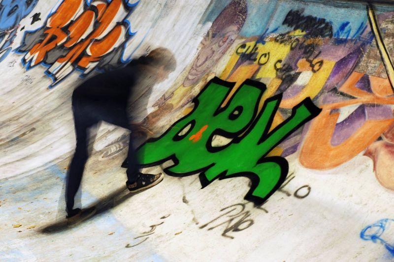 Deil make Graffiti