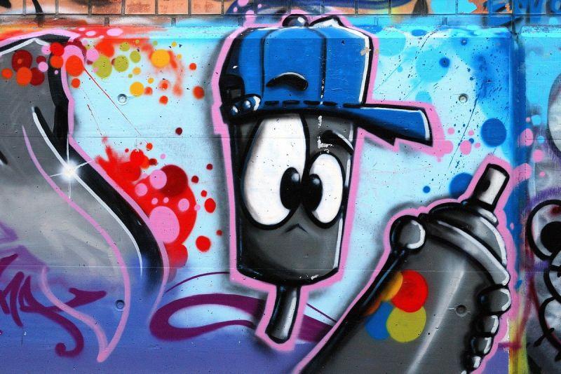 Graffiti #34