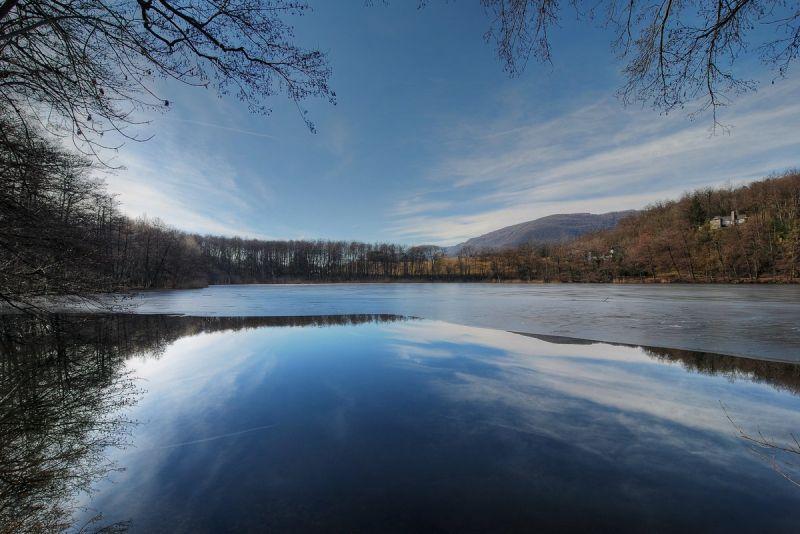 Origlio Lake