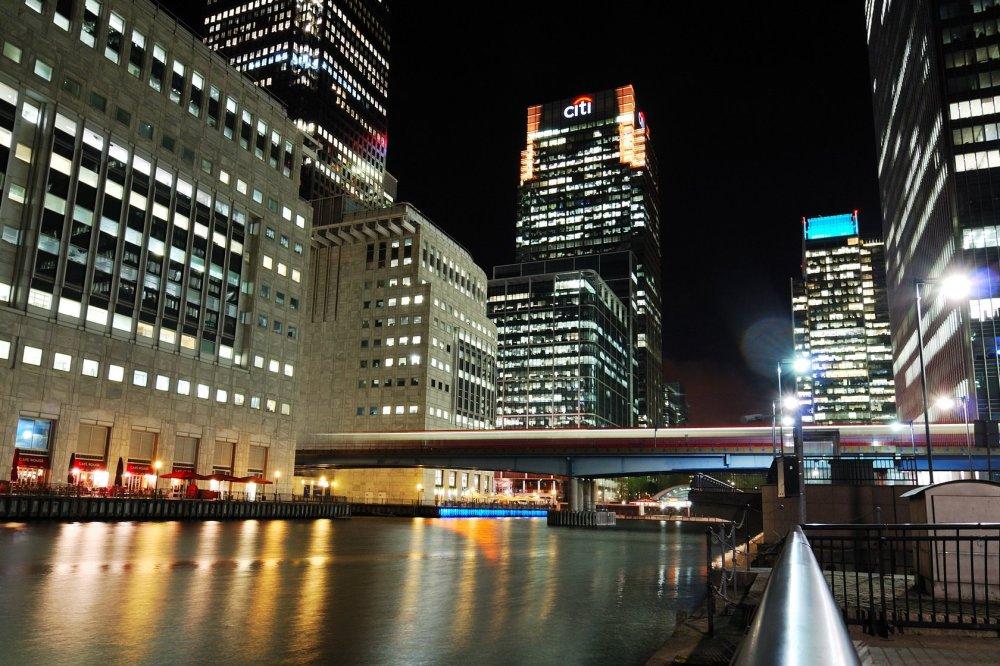 London view #4