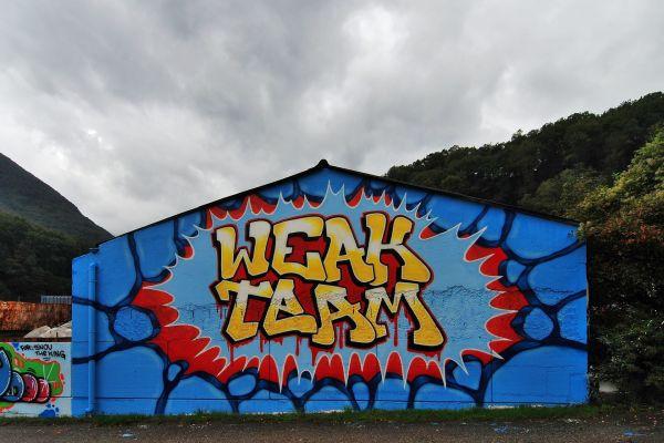 Old School Graffiti