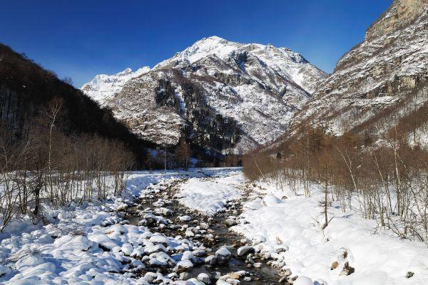 Blenio Valley