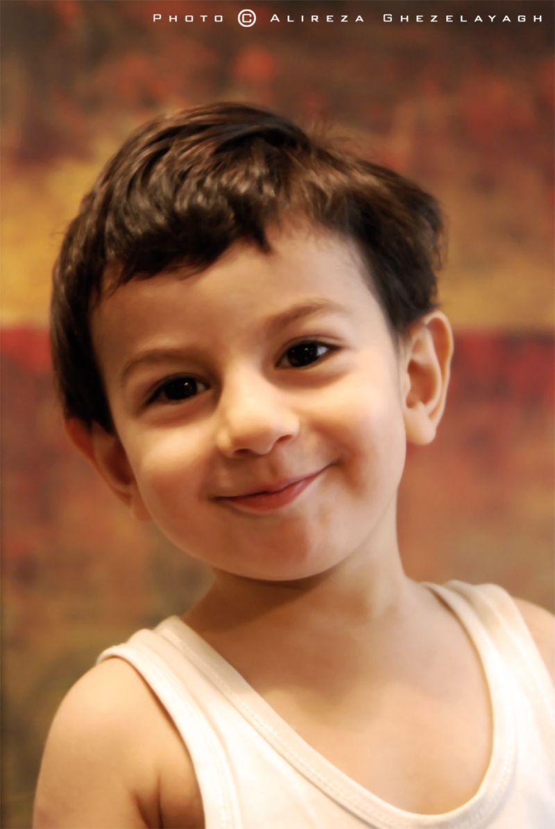 Playful smile :)