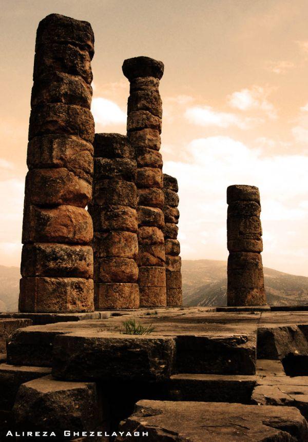 Ancient world ...