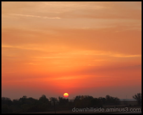 Halloween Sunrise