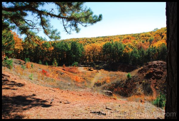 Autumn at Meramec Springs (HDR)