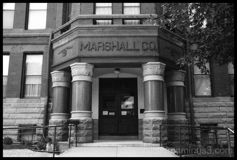 Old Marshall County Courthouse
