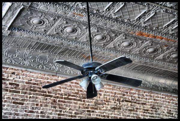 Antique Embossed Tin Ceiling