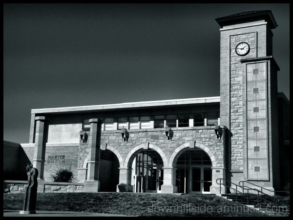 Harper Union - East Entrance