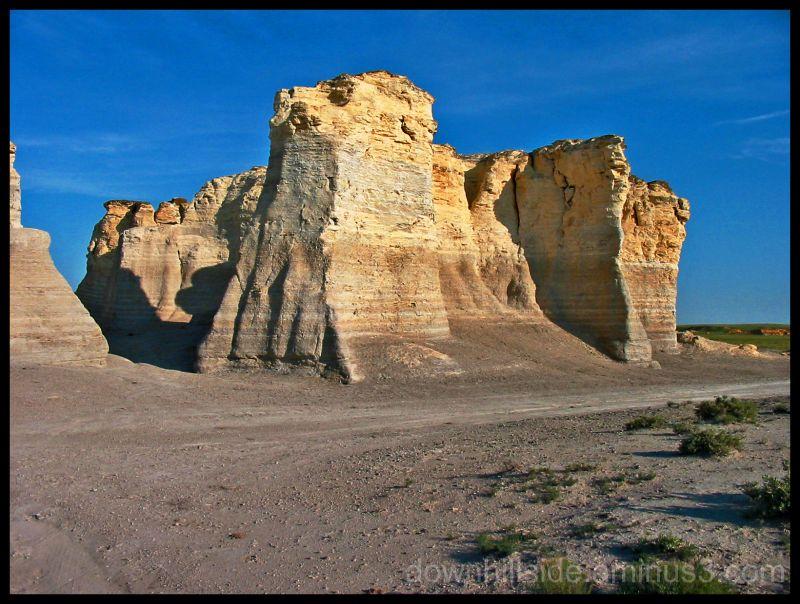 Monument Rocks 2 - Western Kansas