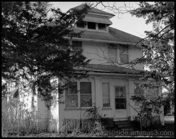 100 Year Old Farm House