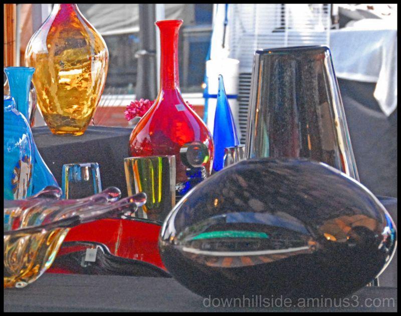 """""""Carnival"""" Glass"""